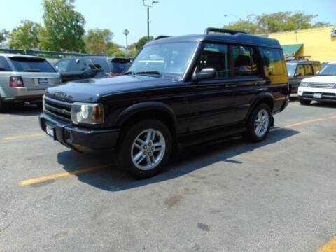 2004 Land Rover Discovery for sale at Santa Monica Suvs in Santa Monica CA