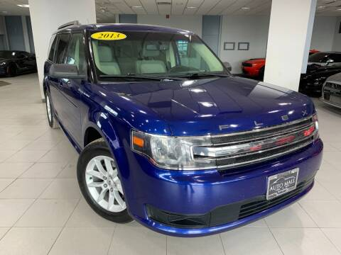 2013 Ford Flex for sale at Auto Mall of Springfield in Springfield IL