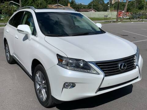 2015 Lexus RX 350 for sale at Consumer Auto Credit in Tampa FL