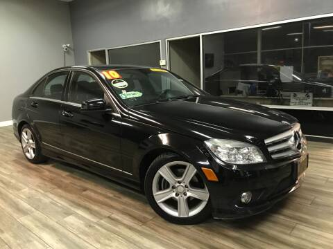 2010 Mercedes-Benz C-Class for sale at Golden State Auto Inc. in Rancho Cordova CA