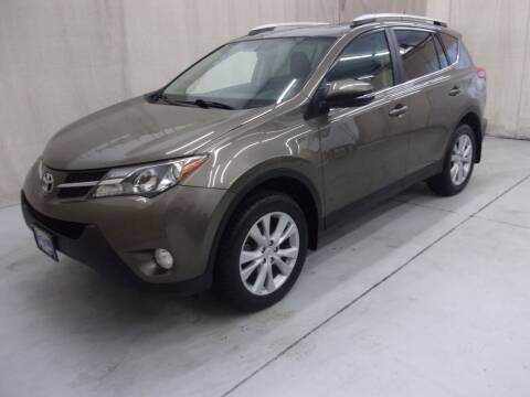 2013 Toyota RAV4 for sale at Paquet Auto Sales in Madison OH