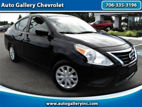 2019 Nissan Versa for sale at Auto Gallery Chevrolet in Commerce GA