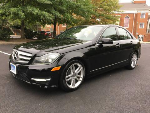 2013 Mercedes-Benz C-Class for sale at Car World Inc in Arlington VA