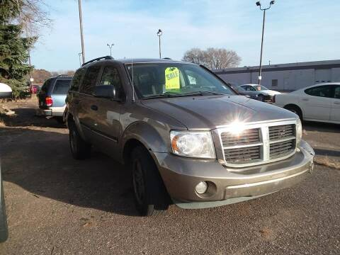 2007 Dodge Durango for sale at Affordable 4 All Auto Sales in Elk River MN