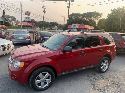 2011 Ford Escape for sale at Masic Motors, Inc. in Harrisburg PA