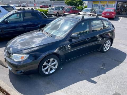 2008 Subaru Impreza for sale at Accolade Auto in Hillsboro OR