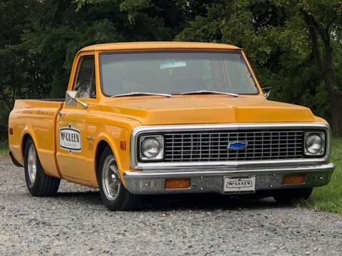 1971 Chevrolet C/K 10 Series for sale at McQueen Classics in Lewes DE