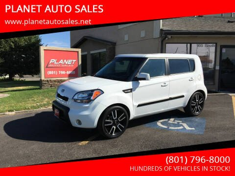 2011 Kia Soul for sale at PLANET AUTO SALES in Lindon UT