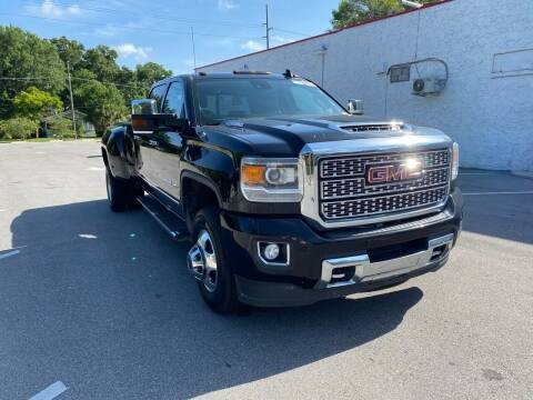 2018 GMC Sierra 3500HD for sale at LUXURY AUTO MALL in Tampa FL