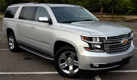 2015 Chevrolet Suburban for sale at Bimmer Sales LTD in Great Falls VA