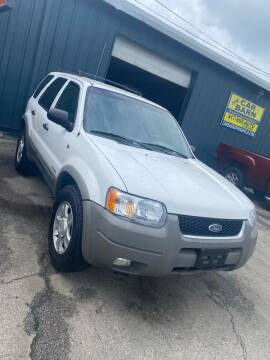 2002 Ford Escape for sale at Car Barn of Springfield in Springfield MO