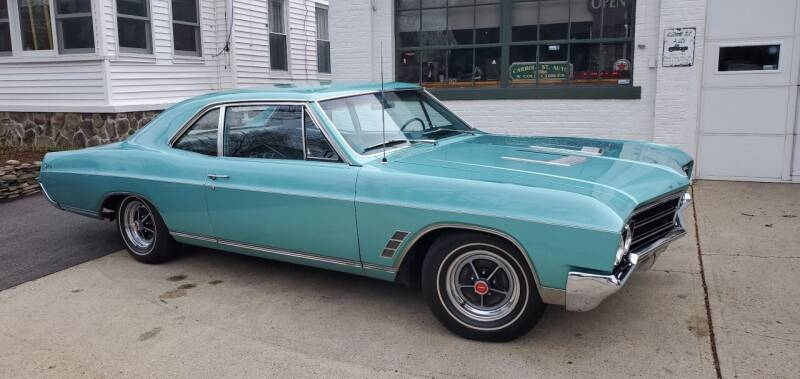 1966 Buick Skylark GS for sale at Carroll Street Auto in Manchester NH