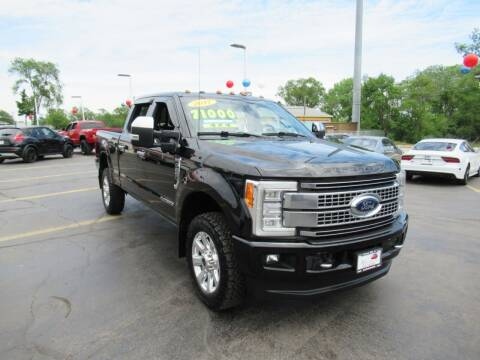 2017 Ford F-250 Super Duty for sale at Auto Land Inc in Crest Hill IL