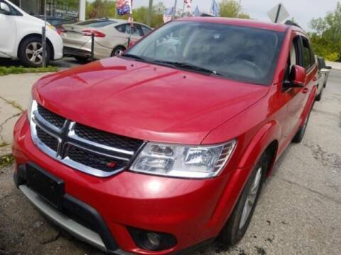 2017 Dodge Journey for sale at Cj king of car loans/JJ's Best Auto Sales in Troy MI