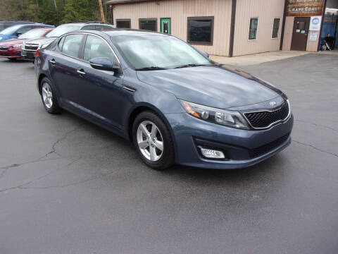 2015 Kia Optima for sale at Dave Thornton North East Motors in North East PA
