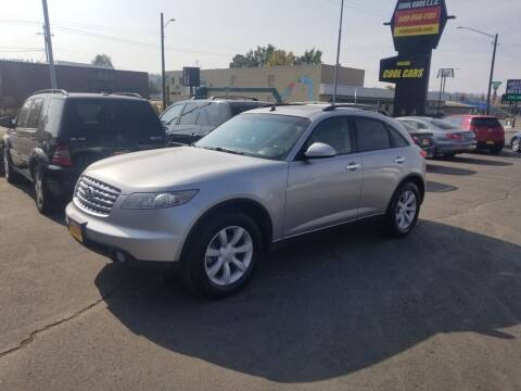 2005 Infiniti FX35 for sale at Cool Cars LLC in Spokane WA