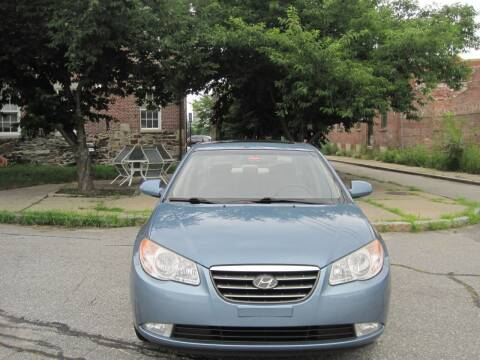 2007 Hyundai Elantra for sale at EBN Auto Sales in Lowell MA