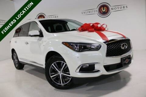 2018 Infiniti QX60 for sale at Unlimited Motors in Fishers IN