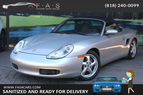 2000 Porsche Boxster for sale at Best Car Buy in Glendale CA