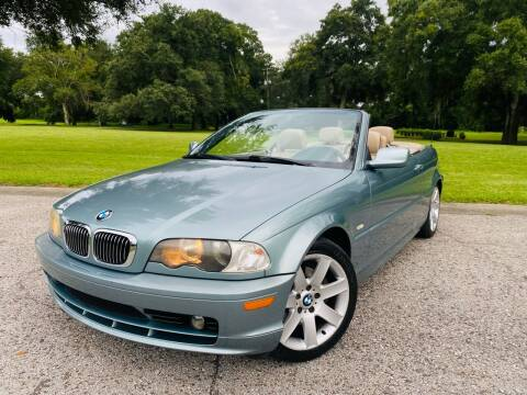 2002 BMW 3 Series for sale at FLORIDA MIDO MOTORS INC in Tampa FL