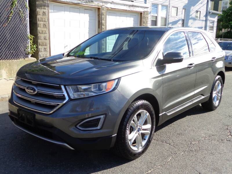 2016 Ford Edge for sale at Broadway Auto Sales in Somerville MA
