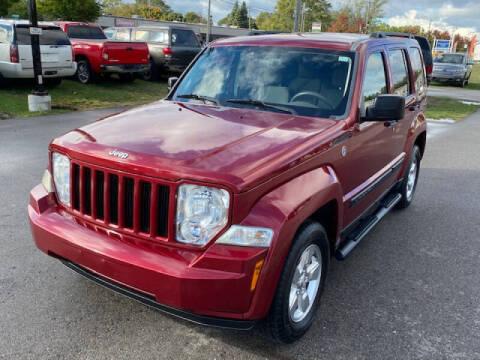 2011 Jeep Liberty for sale at Elvis Auto Sales LLC in Grand Rapids MI