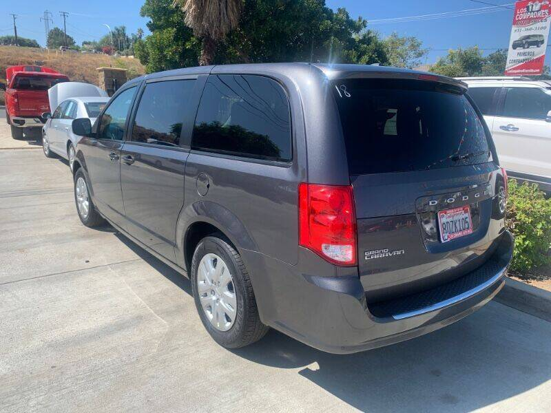 2018 Dodge Grand Caravan SE 4dr Mini-Van - Riverside CA