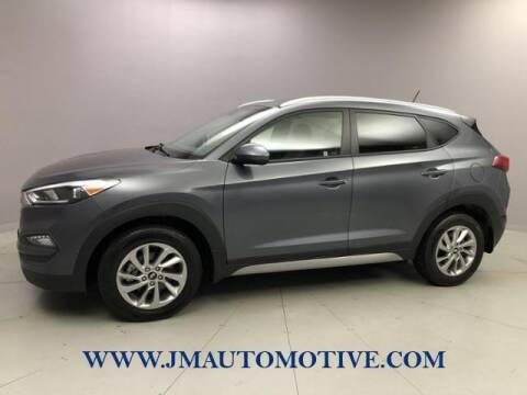 2017 Hyundai Tucson for sale at J & M Automotive in Naugatuck CT