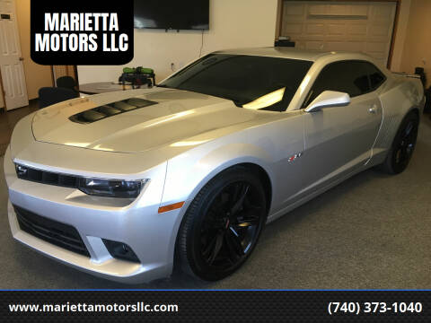 2014 Chevrolet Camaro for sale at MARIETTA MOTORS LLC in Marietta OH