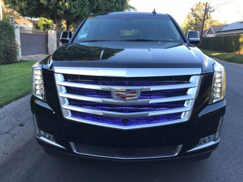 2015 Cadillac Escalade ESV for sale at Car Lanes LA in Valley Village CA