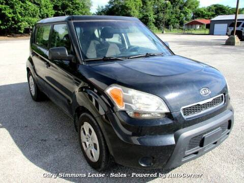 2011 Kia Soul for sale at Gary Simmons Lease - Sales in Mckenzie TN
