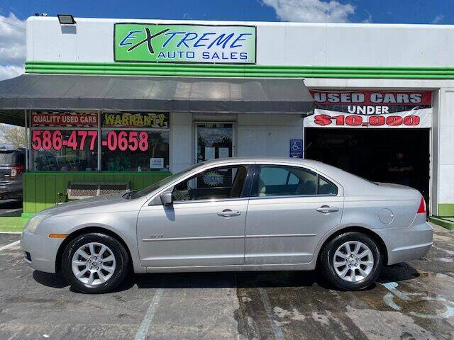 2007 Mercury Milan for sale at Extreme Auto Sales in Clinton Township MI