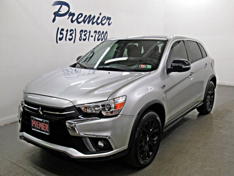 2018 Mitsubishi Outlander Sport for sale at Premier Automotive Group in Milford OH