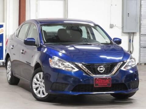 2017 Nissan Sentra for sale at CarPlex in Manassas VA