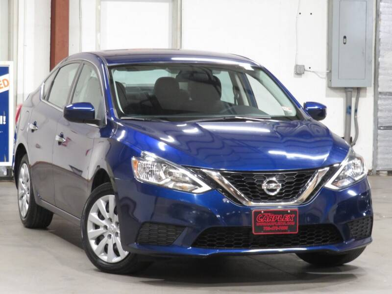 2017 Nissan Sentra for sale at CarPlex in Manassas VA