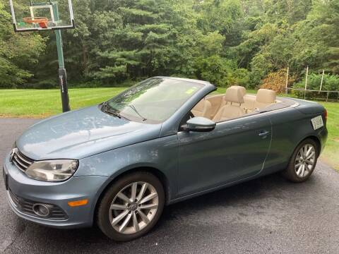 2015 Volkswagen Eos for sale at ENFIELD STREET AUTO SALES in Enfield CT