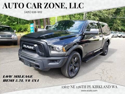 2020 RAM Ram Pickup 1500 Classic for sale at Auto Car Zone, LLC in Kirkland WA