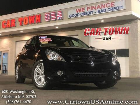 2011 Infiniti G37 Sedan for sale at Car Town USA in Attleboro MA