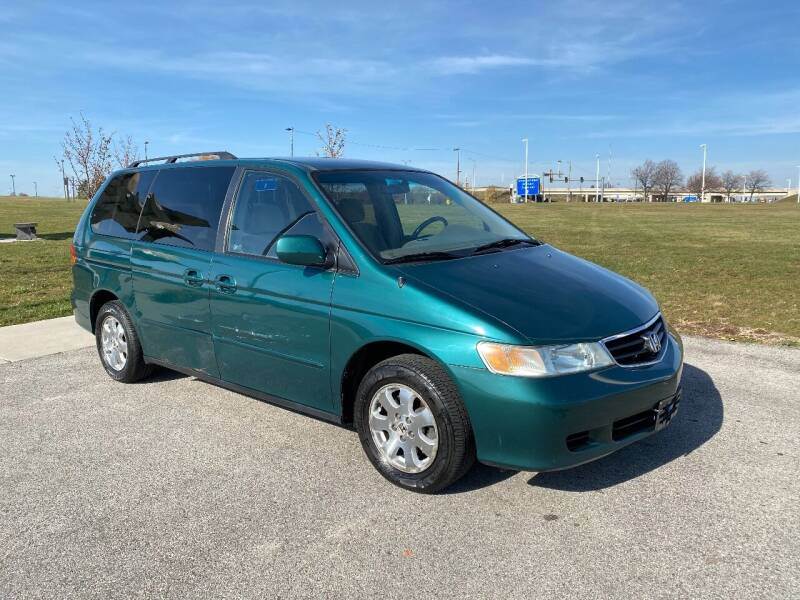 2002 Honda Odyssey for sale at Airport Motors in Saint Francis WI