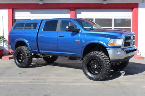 2010 Dodge Ram Pickup 3500 for sale at Truck Ranch in Logan UT