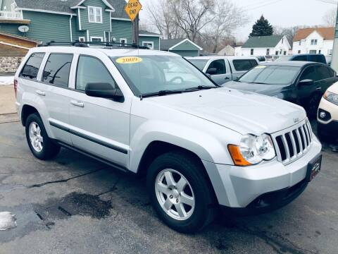 2009 Jeep Grand Cherokee for sale at SHEFFIELD MOTORS INC in Kenosha WI