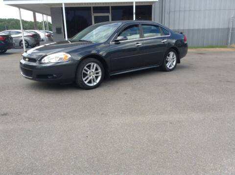 2013 Chevrolet Impala for sale at Darryl's Trenton Auto Sales in Trenton TN