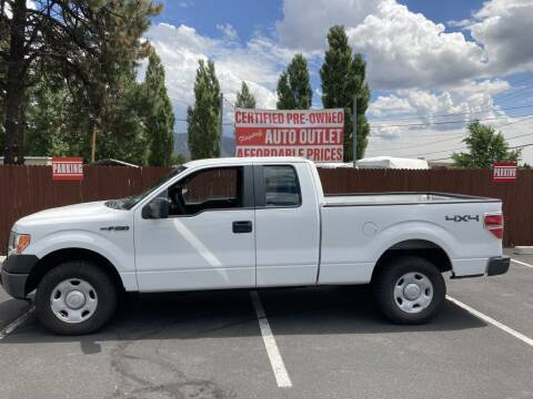2009 Ford F-150 for sale at Flagstaff Auto Outlet in Flagstaff AZ