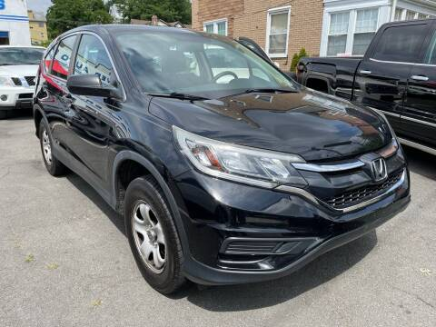 2015 Honda CR-V for sale at White River Auto Sales in New Rochelle NY