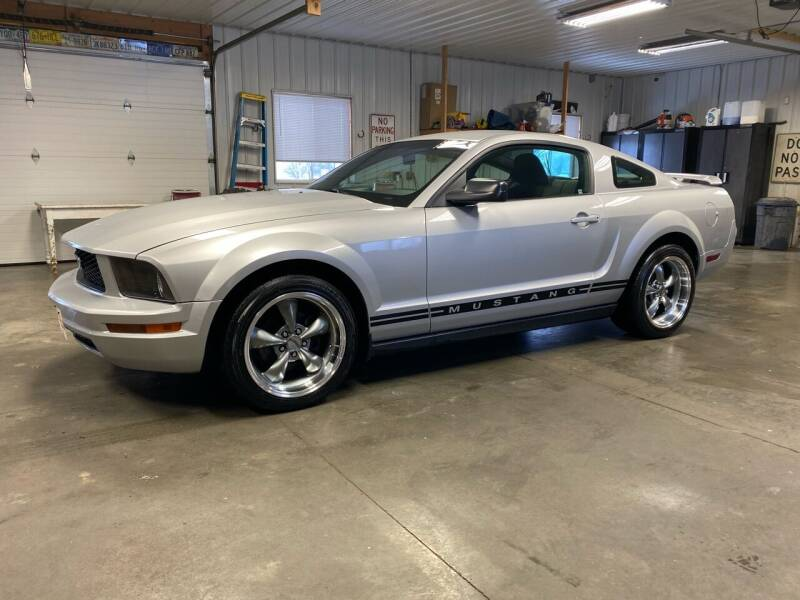 2007 Ford Mustang for sale at Highway 9 Auto Sales - Visit us at usnine.com in Ponca NE