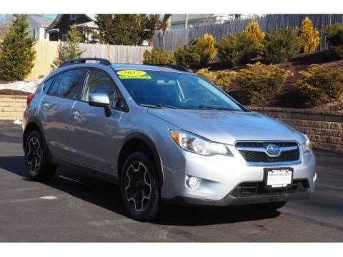 2015 Subaru XV Crosstrek for sale at DORMANS AUTO CENTER OF SEEKONK in Seekonk MA