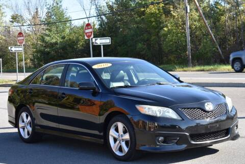 2011 Toyota Camry for sale at GREENPORT AUTO in Hudson NY