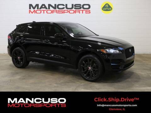 2018 Jaguar F-PACE for sale at Mancuso Motorsports in Glenview IL
