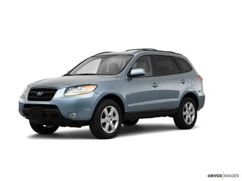2009 Hyundai Santa Fe for sale at CHAPARRAL USED CARS in Piney Flats TN