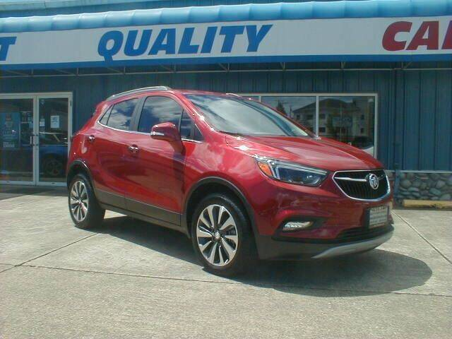 2017 Buick Encore for sale at Dick Vlist Motors, Inc. in Port Orchard WA